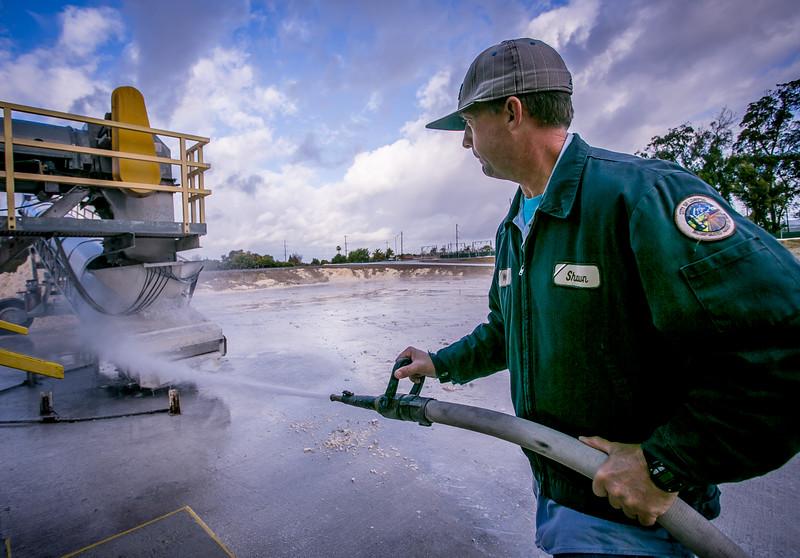 Shawn Wynne, City of Lompoc Senior Water Plant Tech