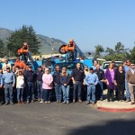 The entire Los Padres Division of PG&E M&C gathered at the San Luis Obispo Elks Club last week for the annual Safety Kick-Off. PG&E holds similar events all across its jurisdiction every year to underscore the importance of safety on the job.