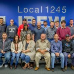 IBEW Bargaining Committee