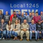 IBEW Bargaining Committee