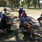 Stockton Tree Trimmers Celebrate Labor Day with BBQ