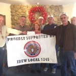 Reno/Sparks Retirees Present Donation to Ronald McDonald House