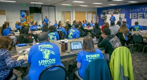 IBEW Organizing Stewards