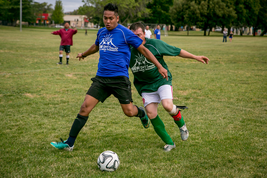 IBEW 2016 Fairfield Soccer Tournament
