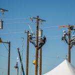 Teams in the Mystery 2 event at the IBEW-PG&E Lineman Rode in Livermore, Calif. on July 30th, 2016.