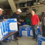 Reno/Sparks Retirees Donate Fans to Needy Seniors