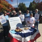 Nevada Retirees Hold Bake Sale to Draw Support for Social Security