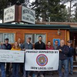 South Lake Tahoe Unit Sponsors Kids Fishing Derby
