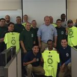 Dalzell Welcomes New PowerPathway CSR Class to Local 1245