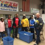 Local 1245 Joins Electrical Workers Minority Caucus International Day of Service