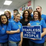 People Power: IBEW 1245 Members Help Get Out the Vote