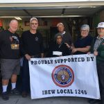 Reno/Sparks Retirees Donate to Evelyn Mount's Food Bank