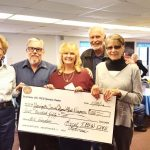 Yerington Local 1245 Retirees Club 2016 Year of Giving