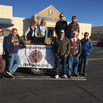 Local 1245/NV Energy Food Drive Provides Holiday Dinners to 200 Families