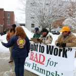 Local 1245 Helps Defeat Right-to-Work in New Hampshire