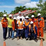 Local 1245 Members Join Second Training Expedition to Suriname