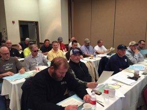 Dozens of Shop Stewards also attended a similar conference in Reno