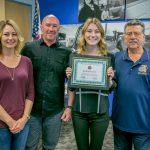 Scholarship Winners Recognized