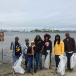 Local 1245 Members Join CBTU Earth Day Cleanup Project at Port of Oakland