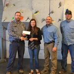 Lodi Unit Presents Community Fund Donation to One Eighty Youth Program