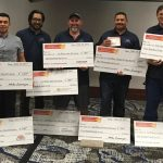 Local 1245 Members Make Strong Showing at International Utility Locate Rodeo