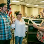 New Advisory Council Members Sworn In