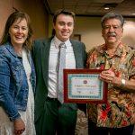 Stalcup Scholarship Recipient Recognized
