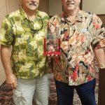 Executive Board Bids Mike Scafani a Fond Retirement