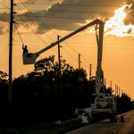 Chasing Irma: Local 1245 members provide mutual aid in Florida