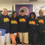 Local 1245 Organizing Stewards Join AFL-CIO Organizing Institute