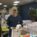 City of Roseville Members Prepare Care Packages for the Troops