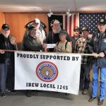 Winnemucca Retirees Support Vietnam Vets