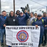 #WeRise – Local 1245 Joins Janus Day of Action in Sacramento and Fresno