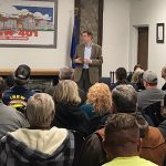 NV Energy CEO Joins Local 1245 Members and Retirees for Open Forum Discussion