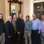 IBEW Leaders Meet With Speaker of California State Assembly