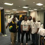 Local 1245 Members Attend Convention of the Coalition of Black Trade Unionists