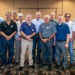 Retired Business Rep John Stralla Visits Advisory Council