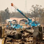Local 1245 On the Scene at the Carr Fire (PHOTOS)