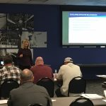 Local 1245 Hosts Safety Professional Training