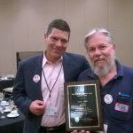 Yerington Retiree Club President Thomas Bird Receives Award from Nevada AFL-CIO