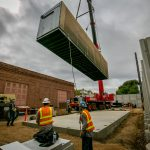 Close Quarters – Outside Construction Crew Gives PG&E's Vallejo Substation a Makeover
