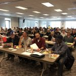 Unique Training Prepares Local 1245 Bargaining Committee Members to Win for Workers
