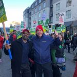 IBEW 1245 in Solidarity with Striking Oakland Teachers