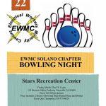 March 22: EWMC Bowling Night