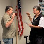 New Executive Board Member Sworn In