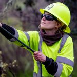 Member Spotlight: Crystal Dimodica, Line Clearance Tree Trimmer